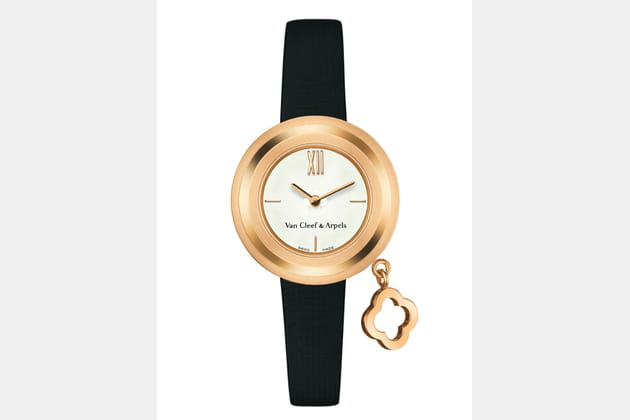 Montre Van Cleef & Arpels Charms gold