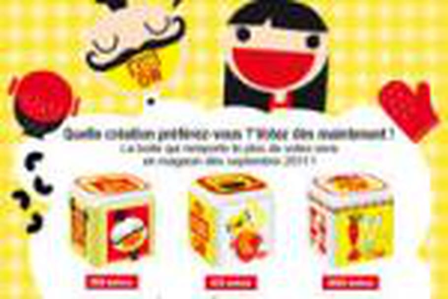 Boîte collector Kub Or 2011 : les votes sont ouverts
