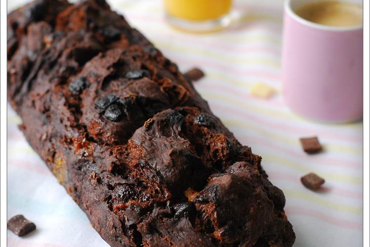 Baguette magique aux 3 chocolats