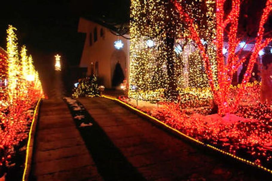 Bienvenue dans la maison (italienne) du Père Noël