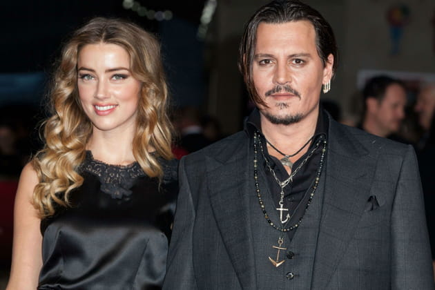 Amber Heard et Johnny Depp divorcent