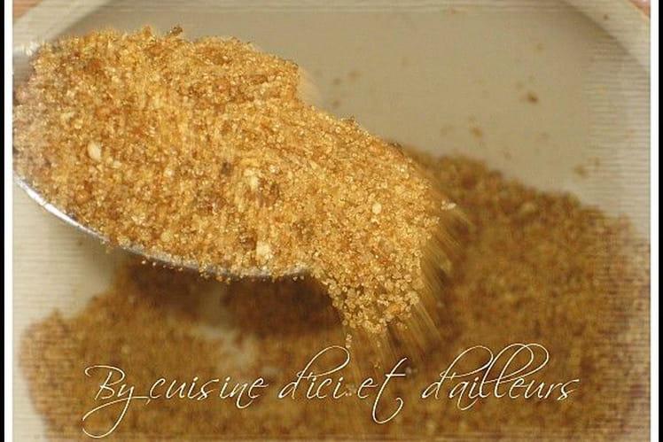Dry Rub (ou marinade sèche)
