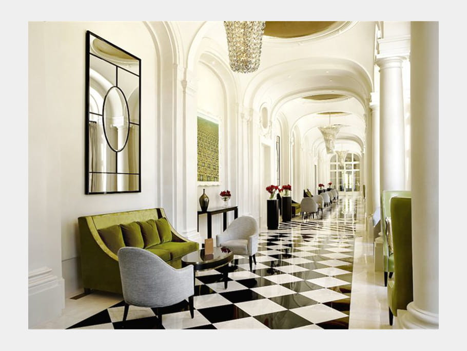 Prestations grand luxe