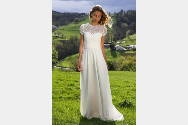Robe de mariée Calypso, Marie Laporte