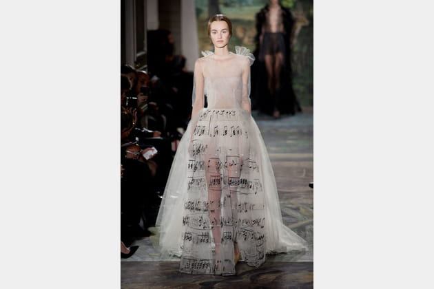 Défilé Valentino haute couture