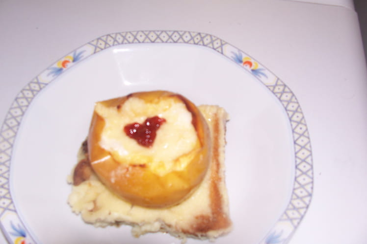Pommes pithiviers