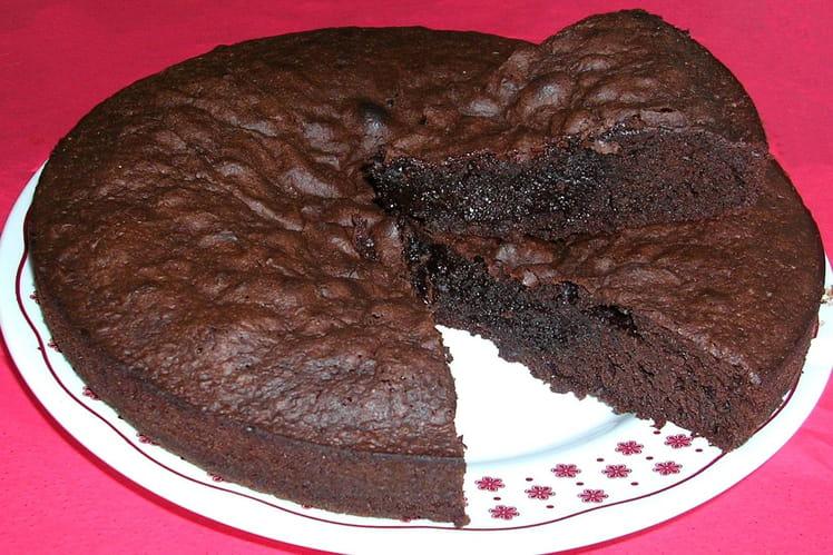 Moelleux au chocolat surprise