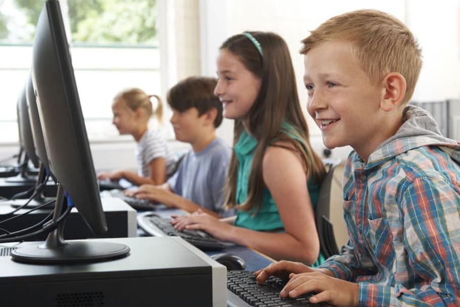 Plan numérique : l'école s'associe à Microsoft