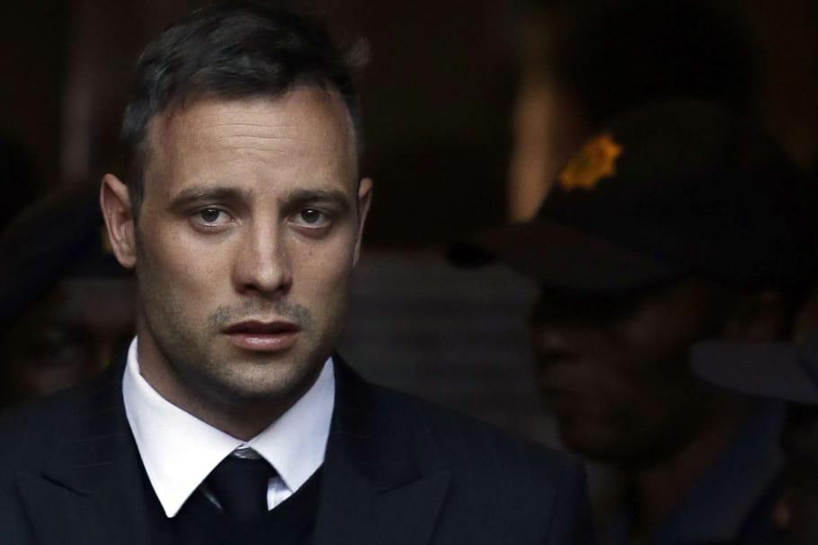 Oscar Pistorius condamné à 13ans de prison en appel