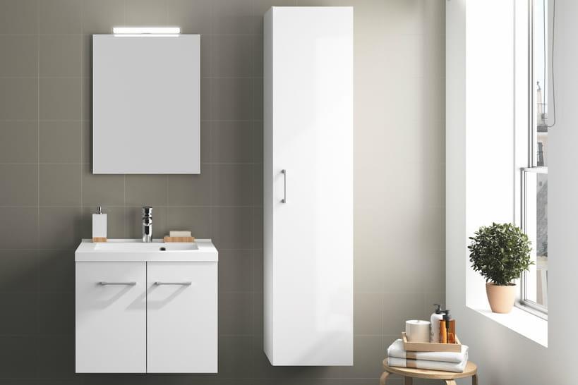 Petite salle de bains : conseils et photos pour bien l\'aménager
