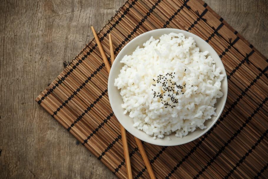 5façons de cuire le riz