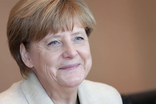 1er : Angela Merkel