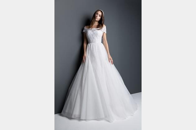 Robe de mariée princesse de Georges Hobeika