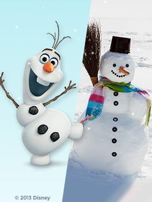 Comment faire un bonhomme de neige - Comment faire un bonhomme de neige en gobelet ...