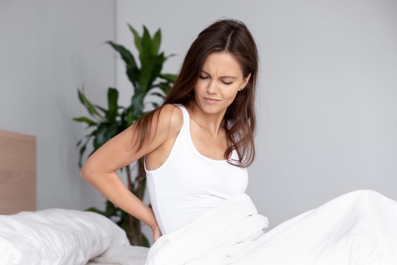 Discopathie (lombaire, cervicale): les symptômes et traitements