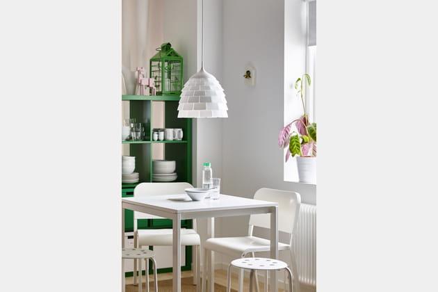 lustre kvart r d 39 ikea. Black Bedroom Furniture Sets. Home Design Ideas