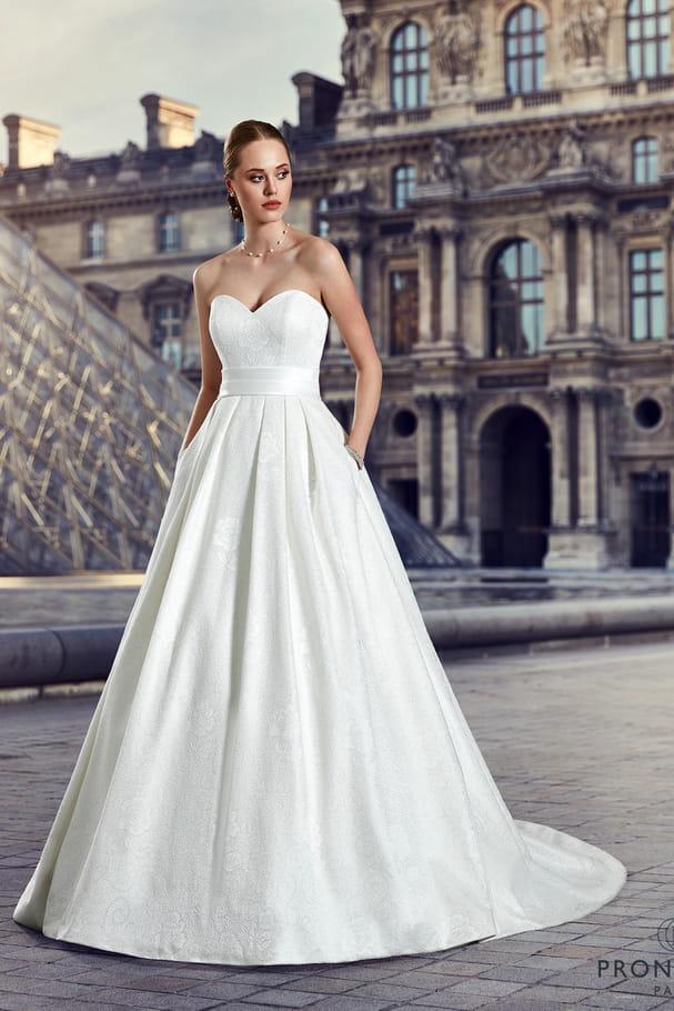 Robe de mariée Segur, Pronuptia