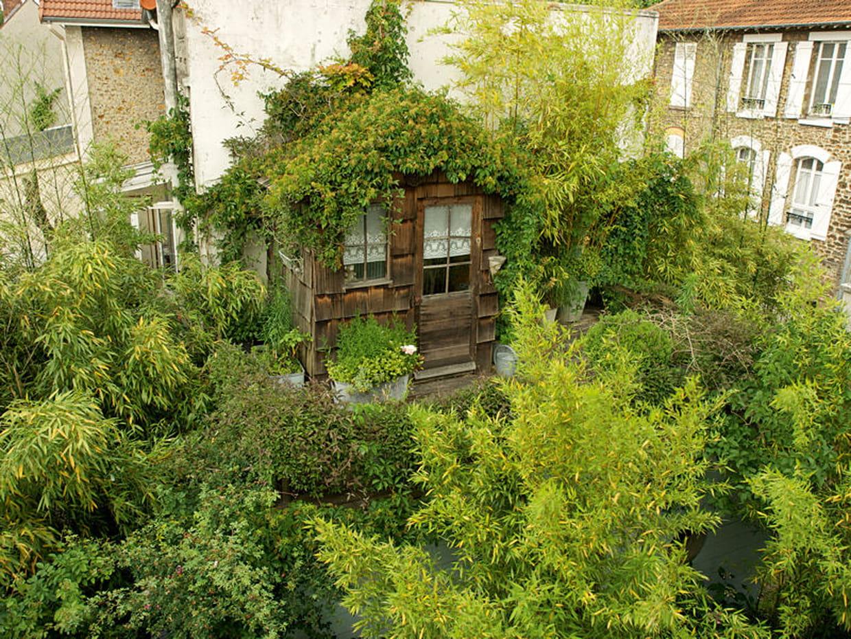 La cabane au fond du jardin - Cabane de jardin grenoble ...