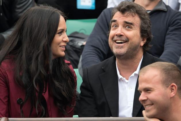 Jade et Arnaud Lagardère
