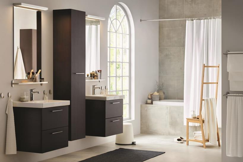 salle de bains ikea des nouveaut s 2018 fut es. Black Bedroom Furniture Sets. Home Design Ideas