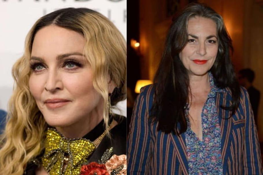 Lio s'attaque à Madonna: Vierge, plagiat, Pierre et Gilles et banana!