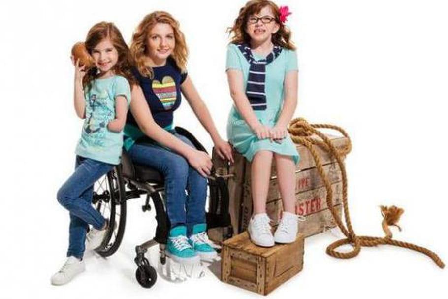Tommy Hilfiger crée une ligne de vêtements adaptée aux enfants handicapés