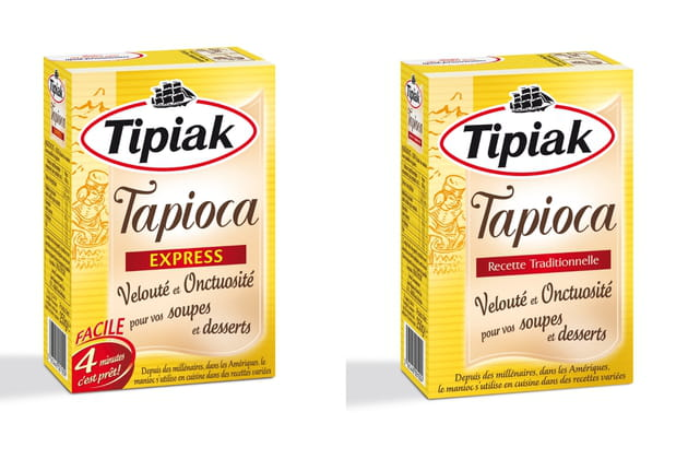 Le Tapioka de Tipiak