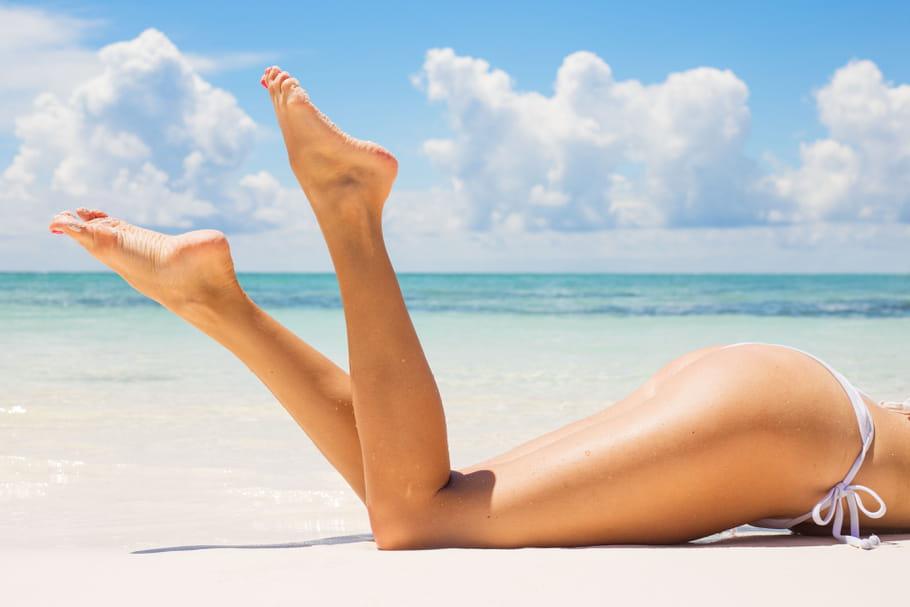 Les règles d'or pour de belles jambes tout l'été