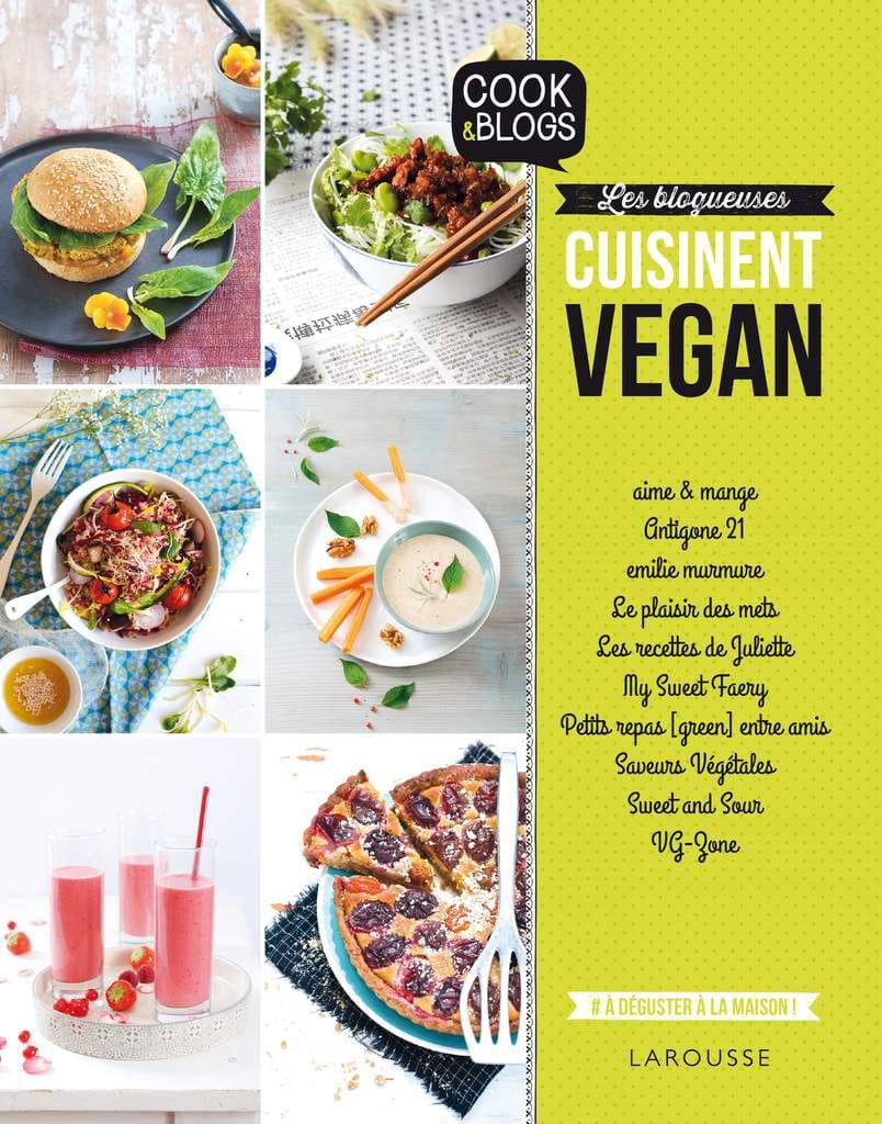 concours larousse cuisine remportez 10 livres de recettes vegan. Black Bedroom Furniture Sets. Home Design Ideas