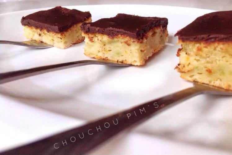 Gâteau chouchou au chocolat et à l'orange