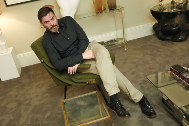 Le designer Roland Mouret