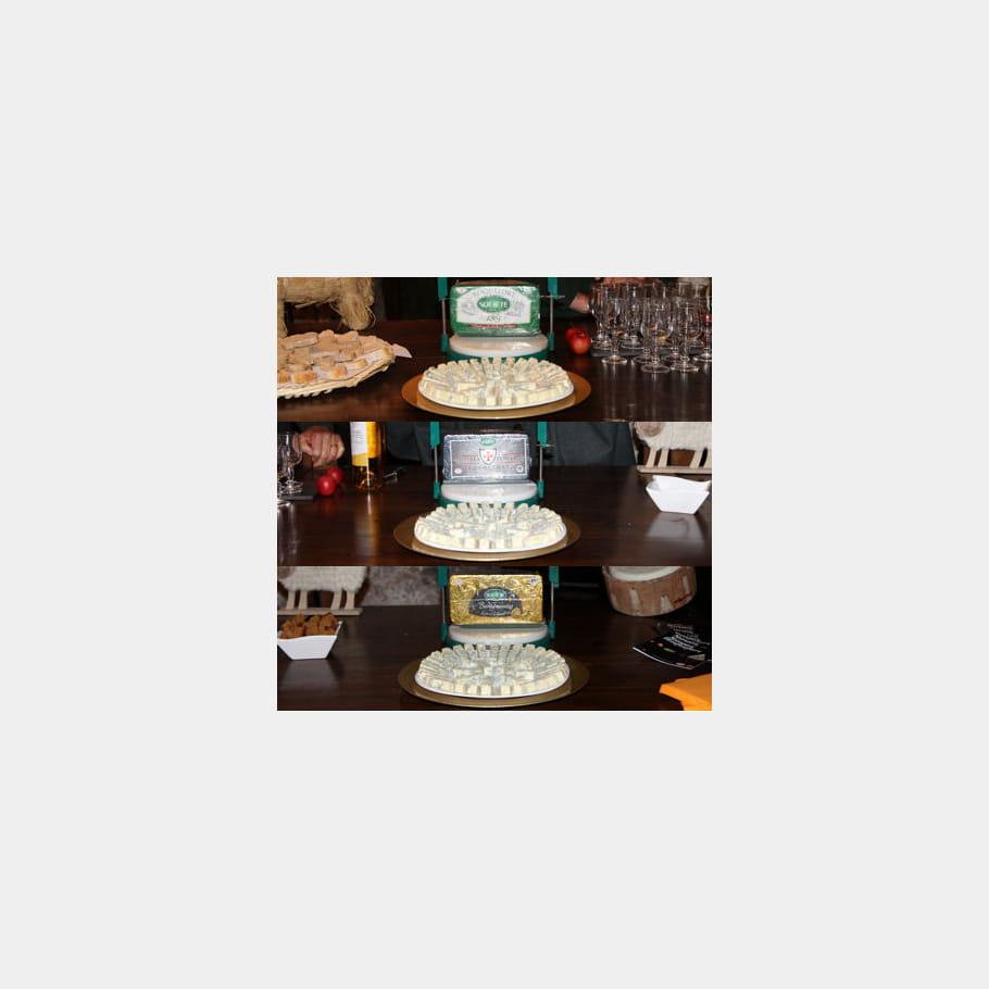 Les différents Roquefort