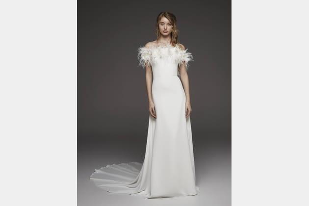 Robe de mariée Halda, Pronovias