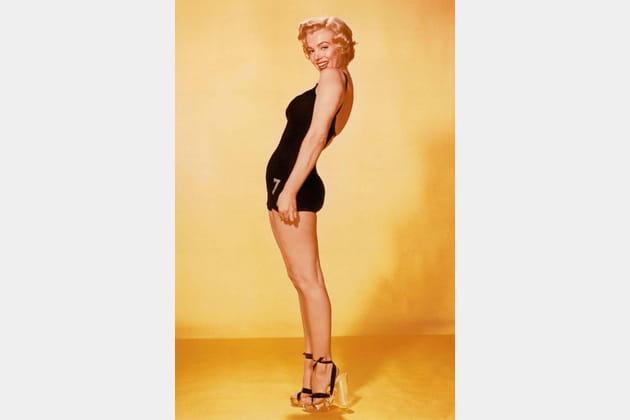 Marilyn Monroe, icône absolue