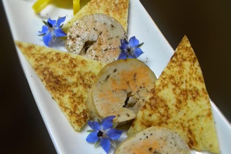 Foie gras de la mer