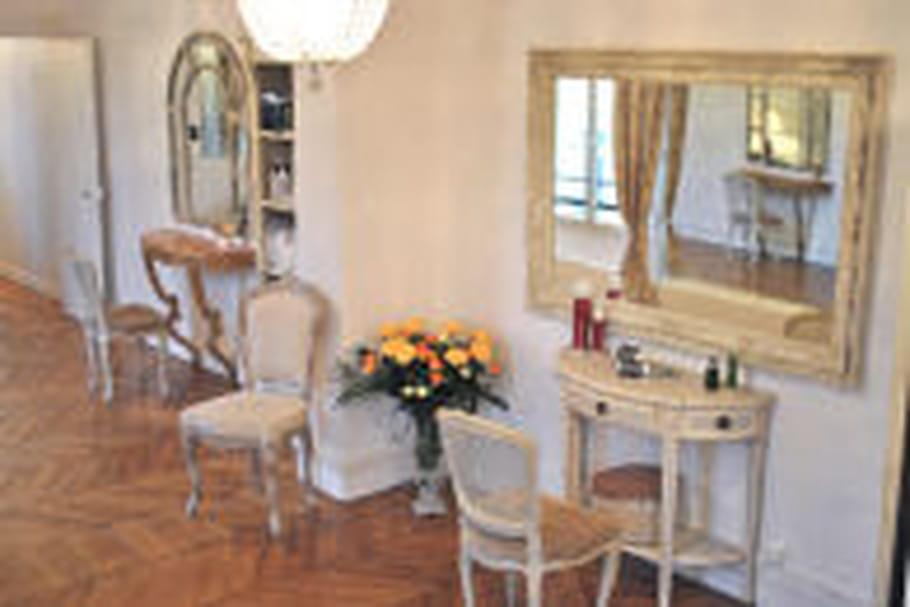 Agnès Paya inaugure son salon de beauté prestige