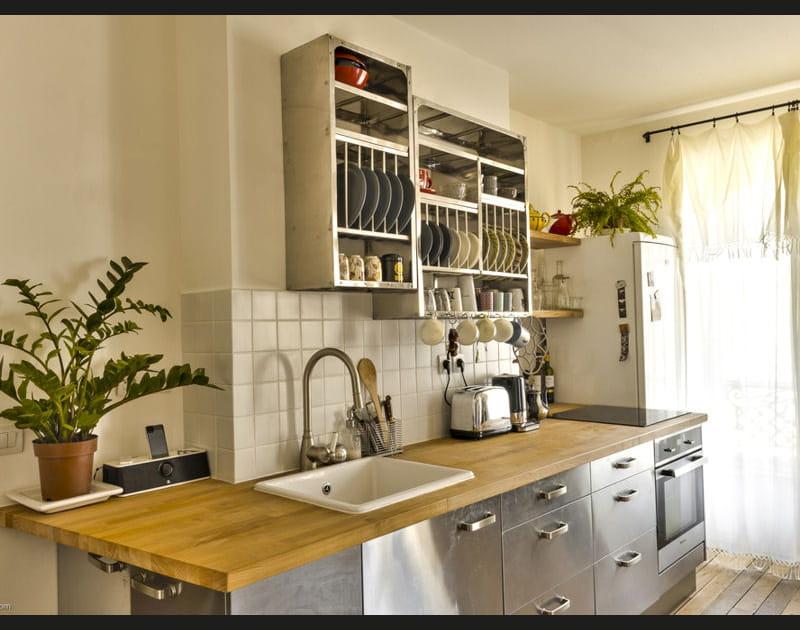 Après : une cuisine ouverte