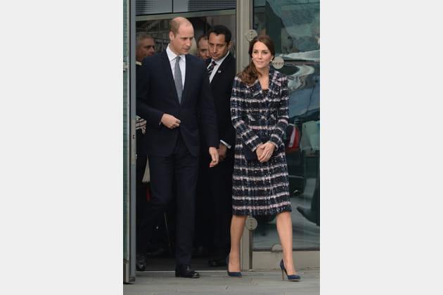 Kate Middleton le 14octobre 2016