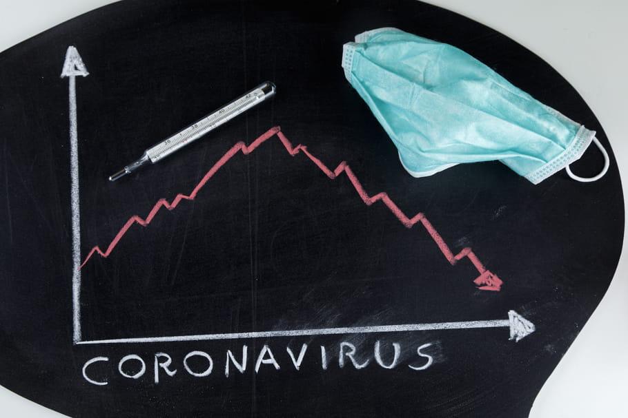 Pic de l'épidémie de coronavirus en France: ce week-end?