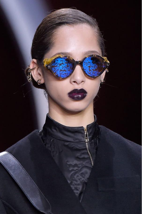 Les lunettes de soleil du défilé Christian Dior
