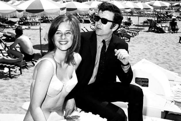 Charlotte Rampling et Ray Brooks, tellement rock'n'roll