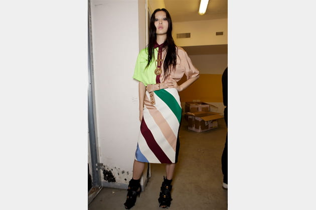 Fausto Puglisi (Backstage) - photo 25