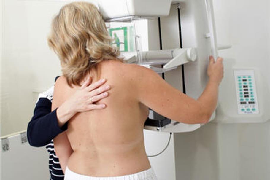 Cancer du sein: l'utilité de la mammographie est remise en cause