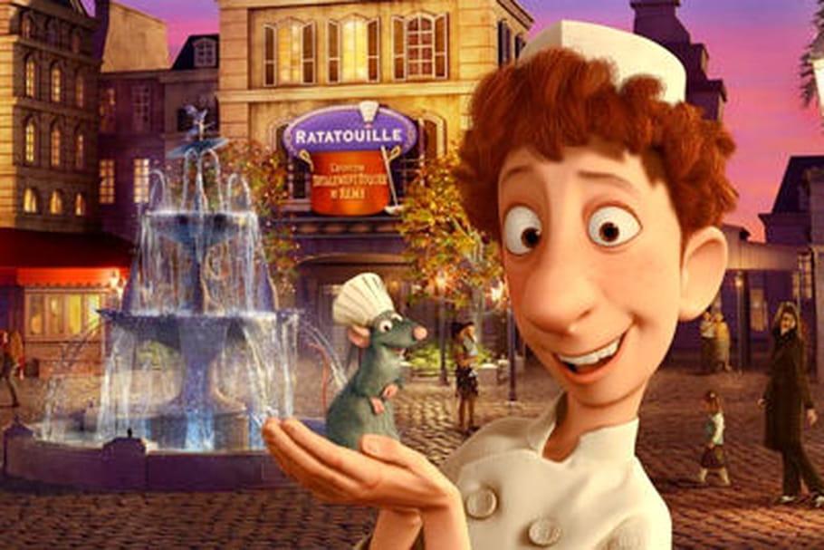 Ratatouille débarque à Disneyland Paris