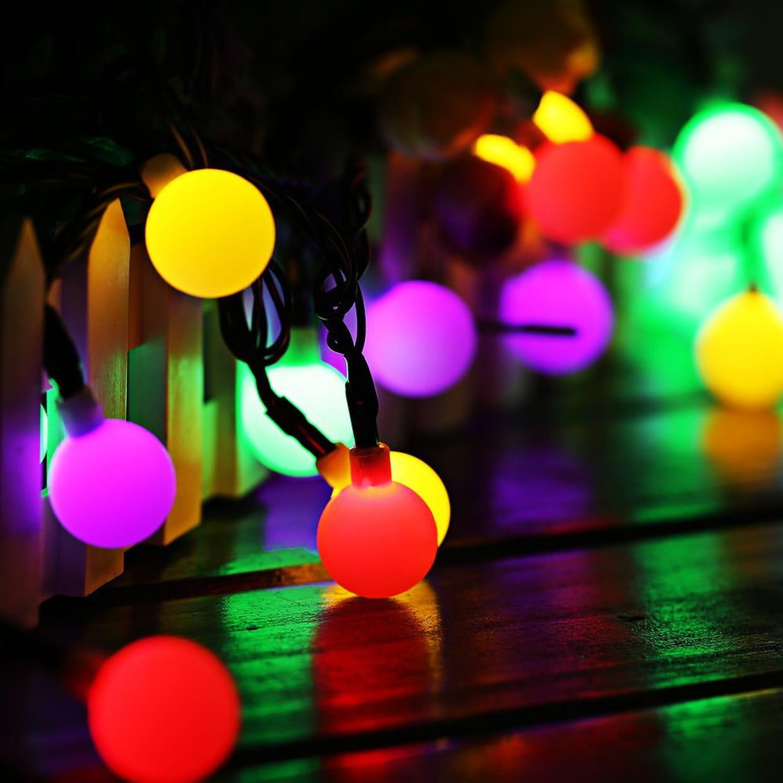 Comment Fixer Guirlande Exterieur meilleures guirlandes lumineuses : sélection brillante fête