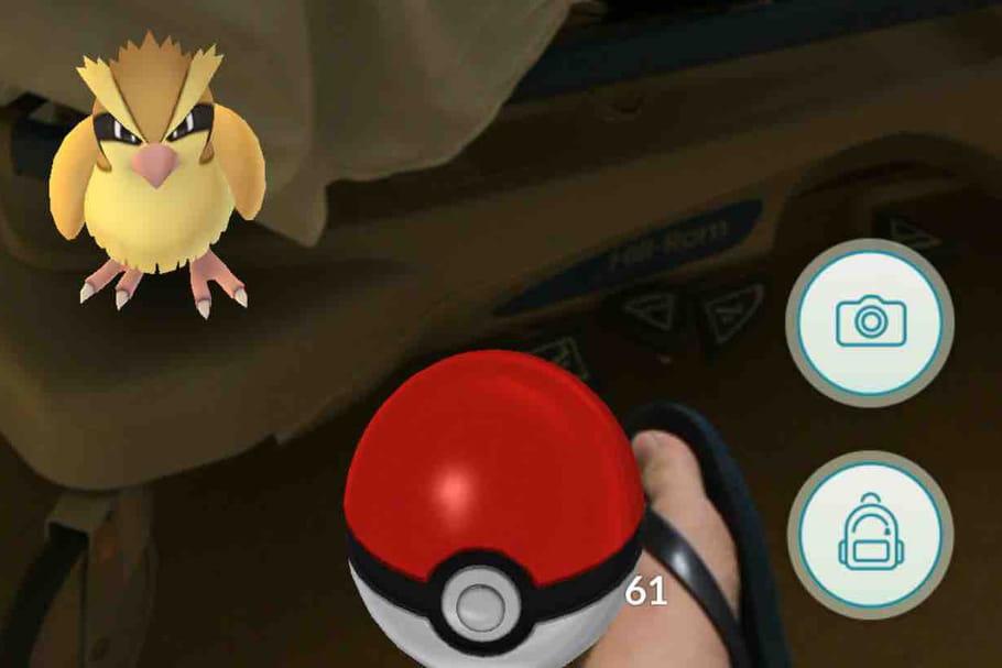 Pokémon Go : il attrape un Roucool pendant l'accouchement de sa femme