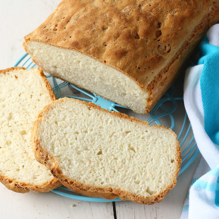 recette de pain maison sans gluten la recette facile. Black Bedroom Furniture Sets. Home Design Ideas