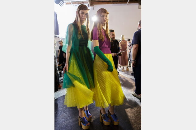 Rochas (Backstage) - photo 22