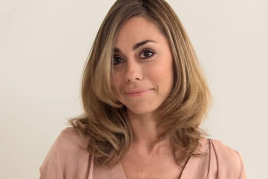 Découvrez le nouveau look d'Alexandra