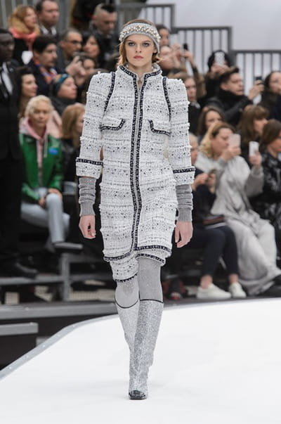 Chanel - Automne-Hiver 2017-2018